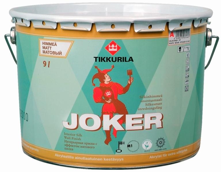 puszka farby Tikkurila Joker