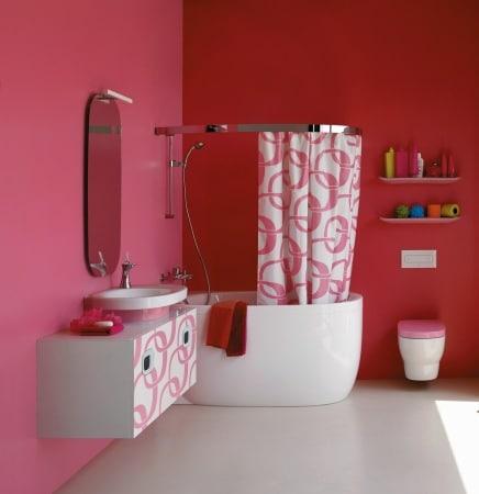 Laufen, łazienka MIMO