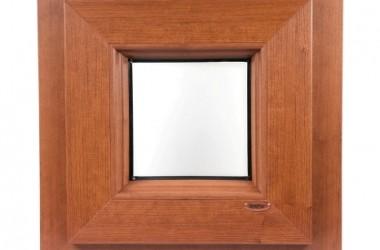 Okna PCV w kolorach drewna