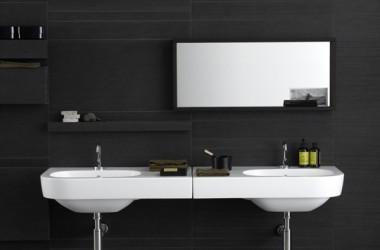 Asymetryczne umywalki – Koło Ego Plus