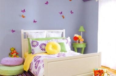 Kolory ścian w pokoju dziecka