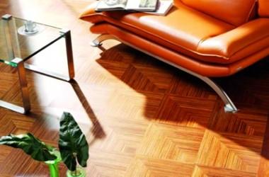 Podłoga z efektem 3D – deski trójwarstwowe DLH