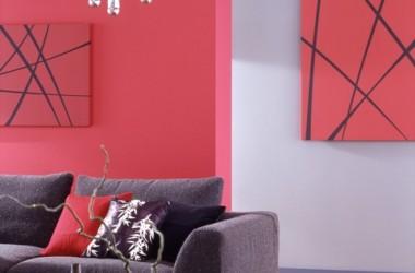 Czerwień – kolor roku 2012