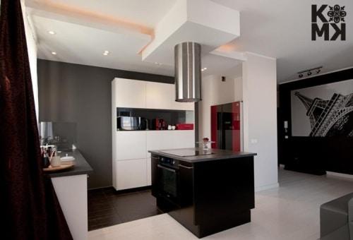 Kuchnia otwarta czyli jak po czy salon i kuchni kuchnia for Polaczenie kuchni z salonem