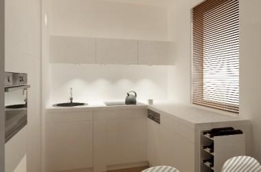 Kuchnia w małym mieszkaniu