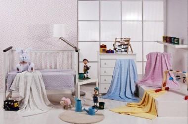 Miło urządzony pokój dziecka