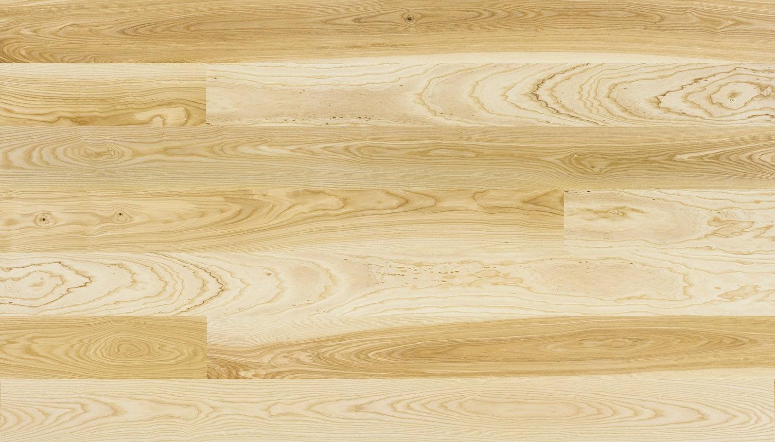 Jesion lakierowany - deska barlinecka