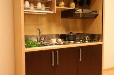 Kuchnia w szafie, czyli minikuchnia