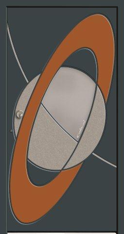 Model drzwi Cosmo firmy Bertrand