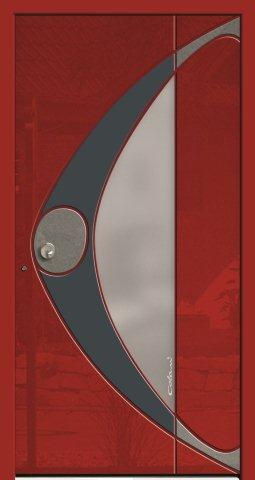 Drzwi zewnętrzne Vela