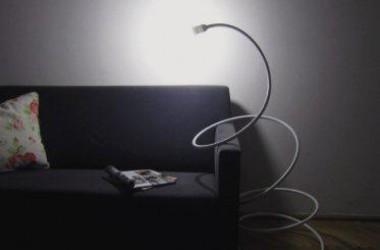Laampa, czyli nowoczesna lampa mobilna