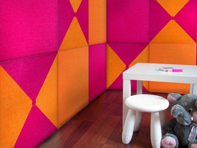 Panele tapicerowane na ścianę Cosywall