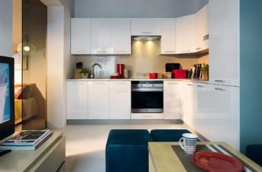 Kuchnia klasyczna czy nowoczesna – meble kuchenne Black Red White
