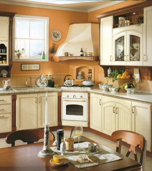 Jak dobrze wybrać meble do mieszkania – krok po kroku  Meble -> Kuchnia Drewniana Brio