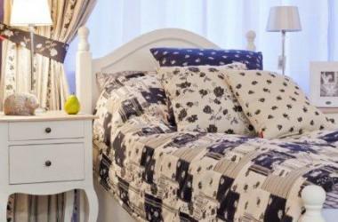 Jak wybrać narzutę na łóżko, czyli tkaniny w sypialni