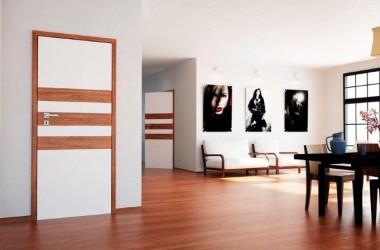 Podłoga i drzwi w jednym kolorze – czy to dobry pomysł?