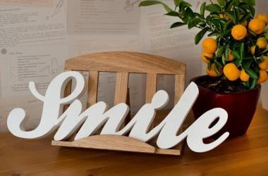 Pomysł na prezent gwiazdkowy – litery i nie tylko