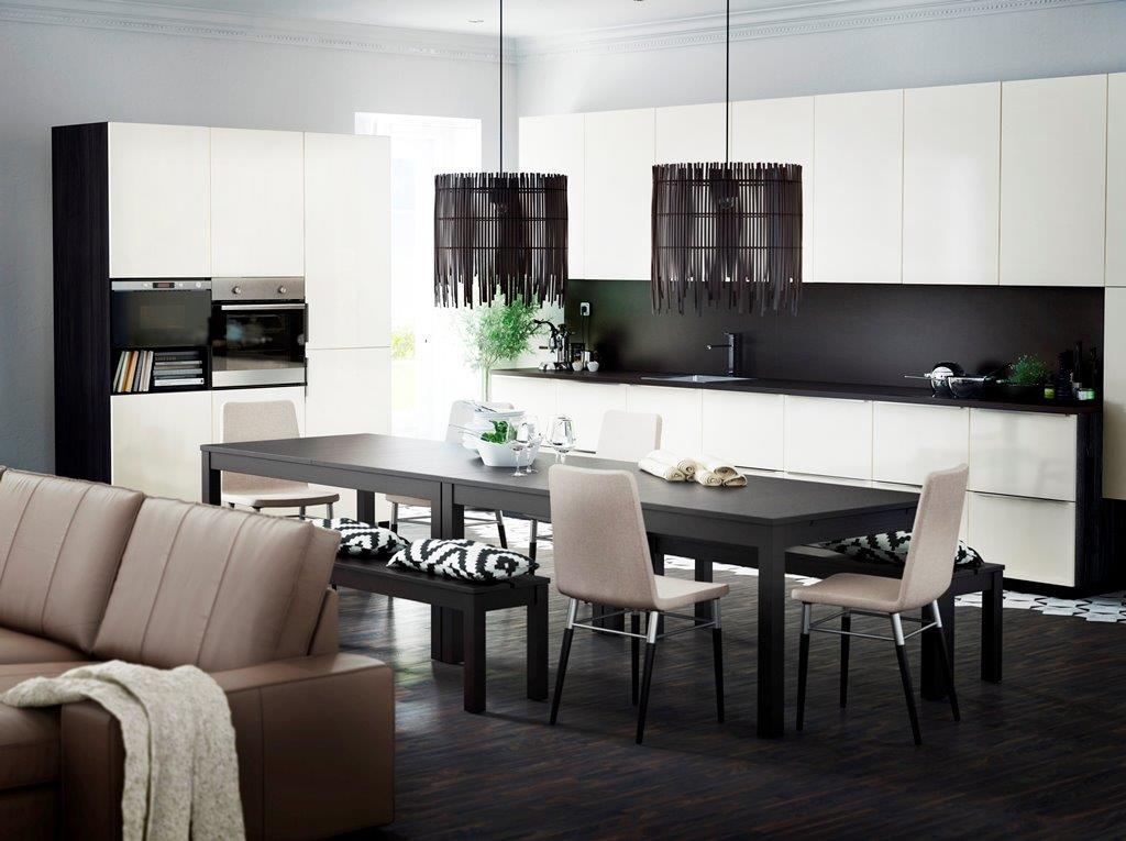 Meble kuchenne do małej kuchni; nowości IKEA  Meble kuchenne