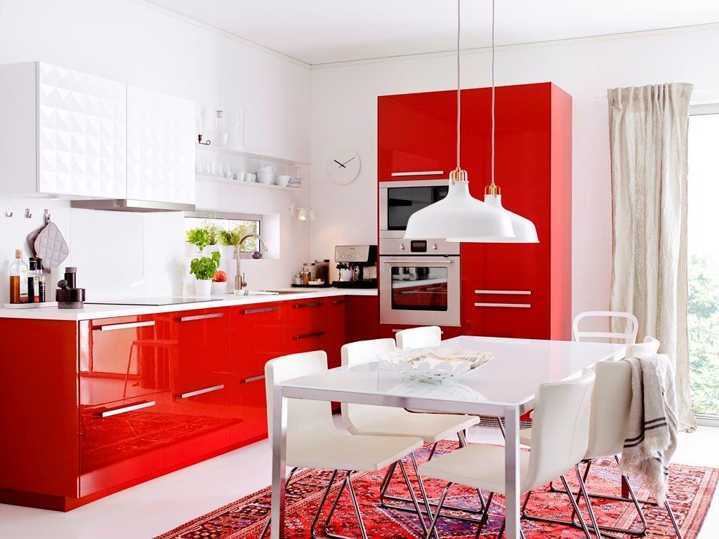 Meble kuchenne do małej kuchni; nowości IKEA  Meble kuchenne -> Kuchnia Mala Ikea