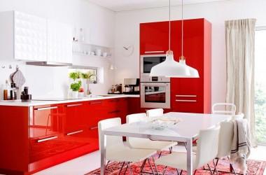 Meble kuchenne do małej kuchni; nowości IKEA