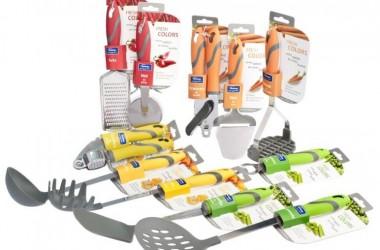 Kolorowe kuchenne narzędzia Fresh Colors
