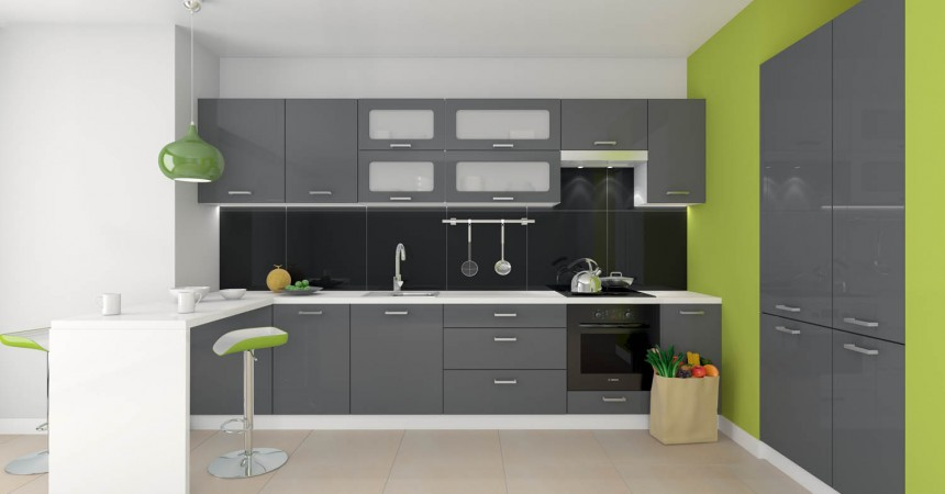 Nowoczesne meble kuchenne; opinie projektanta  Kuchnia