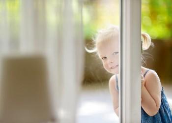 Okna bezpieczne dla dzieci