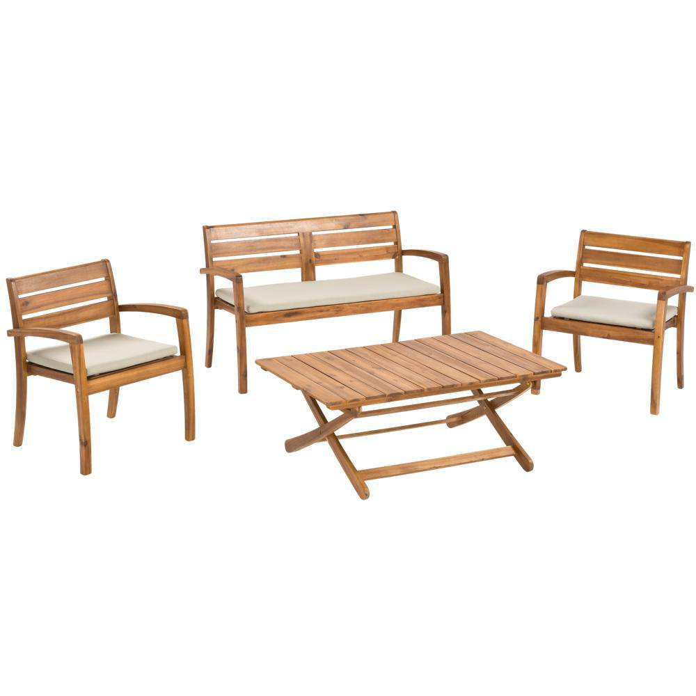 Zestaw Mebli Ogrodowych Monaco Allibert : Drewno, metal, a może plastik – jakie meble ogrodowe wybrać