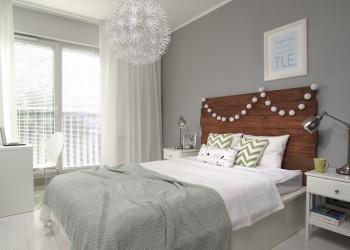 Metamorfoza sypialni – proste zmiany, nowe kolory