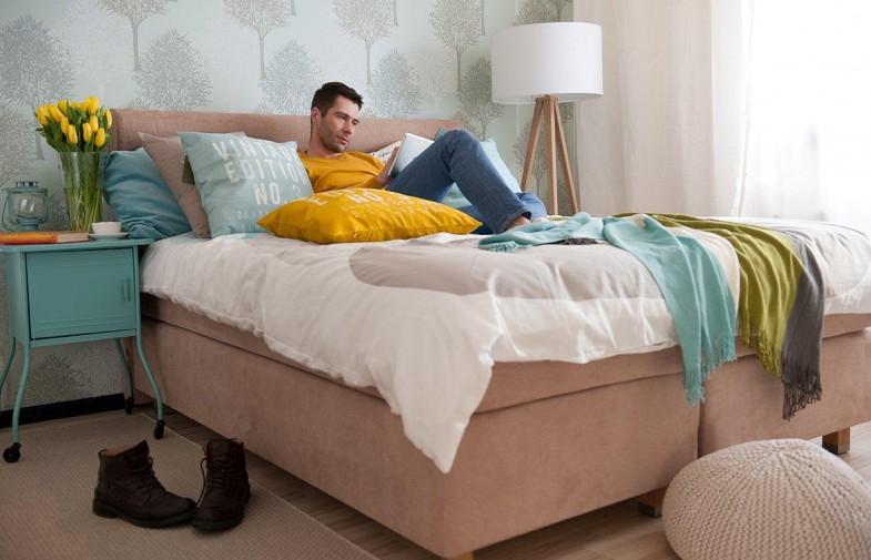 Aranżowanie sypialni – sposób na dobry sen