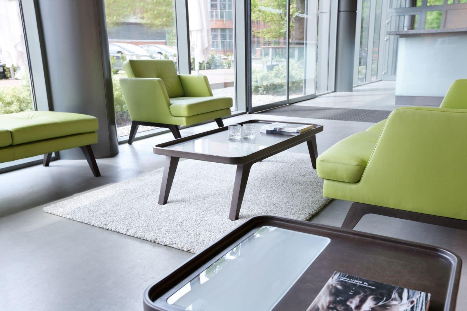 Fotele w zieleni Everspace Profim