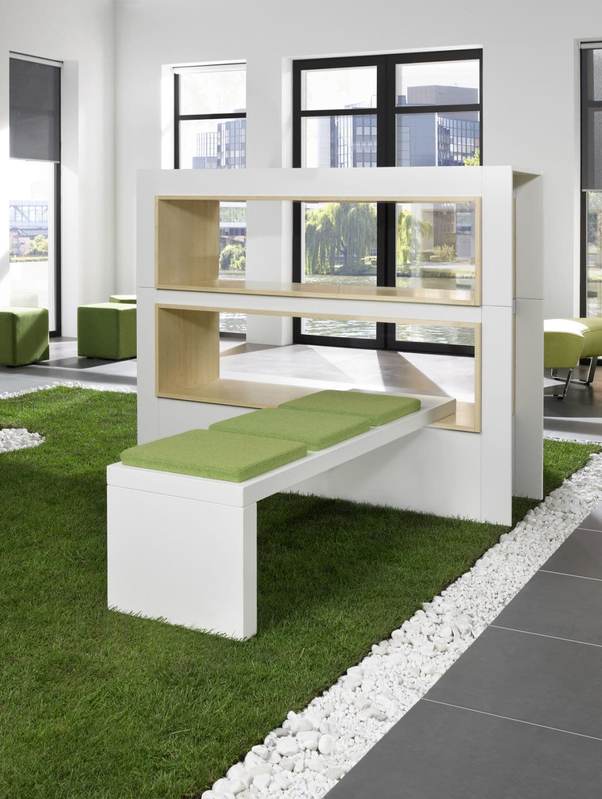 Everspace sand seating system - Nowy Styl Group