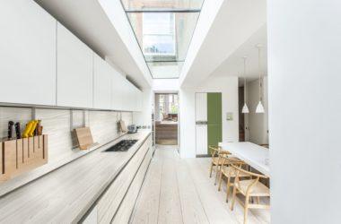 Blat kuchenny na ścianę – laminat czy konglomerat