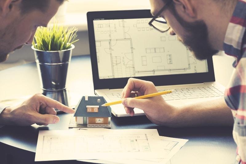 Makiety i wizualizacje doskonale pomagaja przy współpracy z architektem