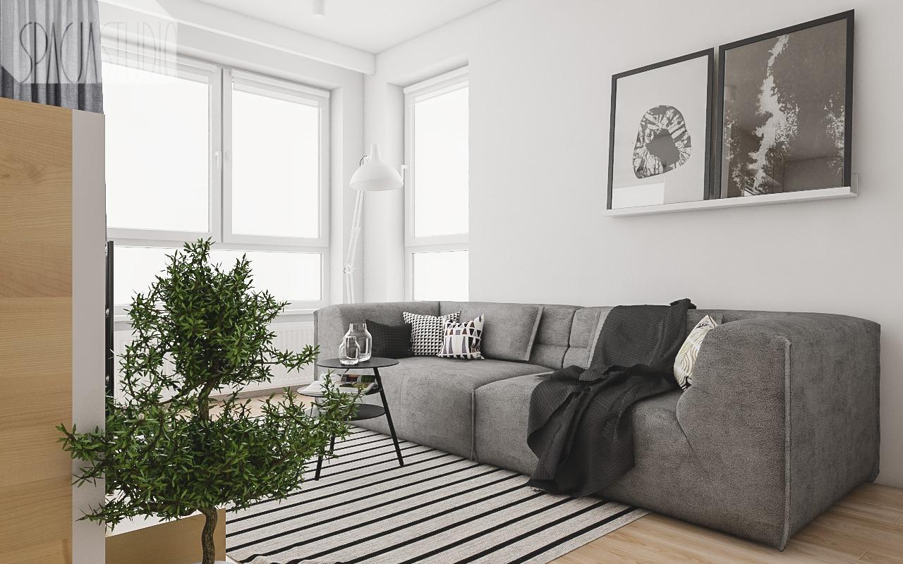 Sofa Piero Adriana Furniture w salonie