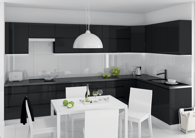 Nowoczesne meble kuchenne; co sądzą o nich projektanci  Kuchnia -> Kafelki Kuchenne Castorama