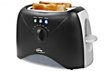 Grafitowy toster – opiecze, rozmrozi, ogrzeje