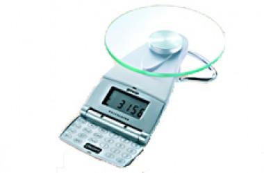 Waga, która waży i liczy kalorie