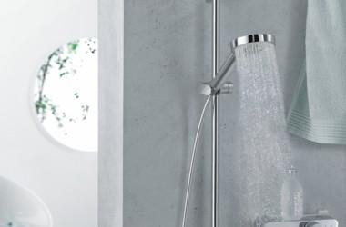 Pod prysznicem – deszcz z 97 dysz…