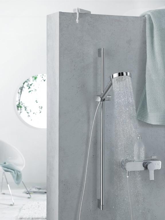 kludi prysznic z 97 dyszami