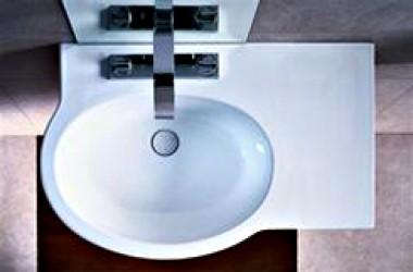 Umywalka, która rzadko jest brudna