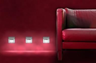 Lamki z diodami LED