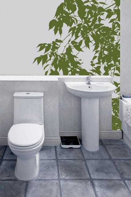 Art of Wall fototapeta w łazience
