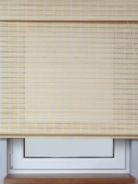 Lotari, roleta bambusowa