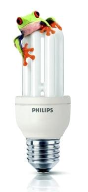 Philips, oszczędna swietlówka