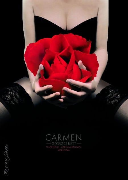 Vox, plakat Carmen
