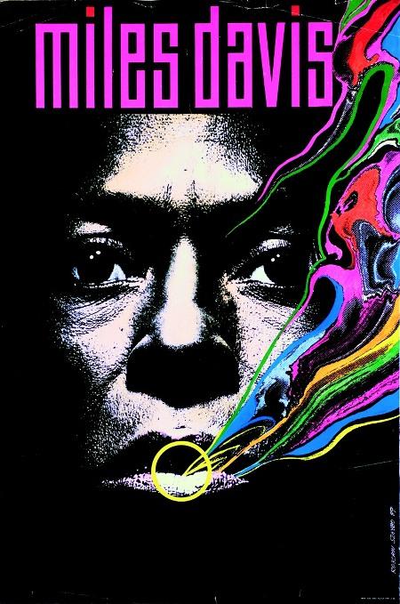 Vox, plakat Miles Davis