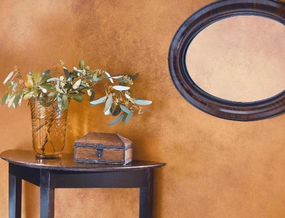 Bejca metalizująca do ścian, Benjamin Moore - Metallic Glaze