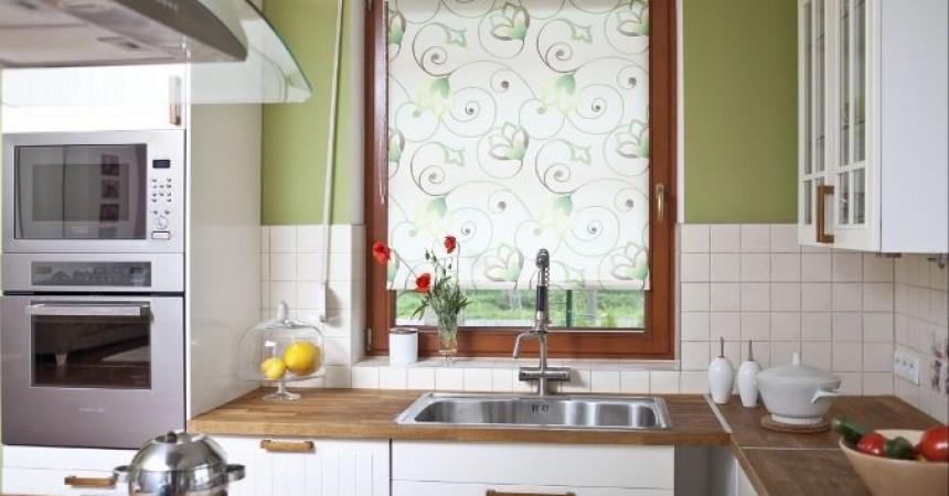 Czym Zasłonić Okna W Pokoju Połączonym Z Kuchnią Okna I Drzwi