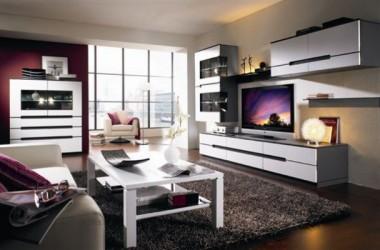 Drewno z bielą – kolekcja do pokoju
